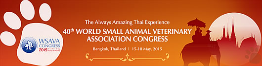 WSAVA 40th Congress